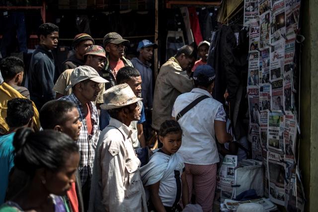'Very minor' irregularities in Madagascar vote: EU