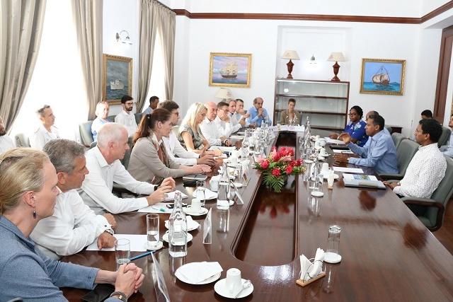 Partenaires commerciaux, l'UE et les Seychelles réaffirment leurs relations lors d'une conférence annuelle