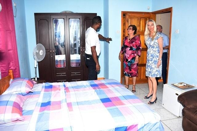 Un refuge pour femmes victimes de violence ouvre ses portes aux Seychelles