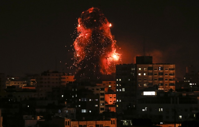Deadly Gaza flare-up threatens to derail peace efforts