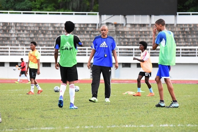 Player database would boost Seychelles' under-23 chances against Sudan