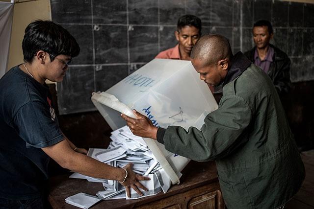 Présidentielle à Madagascar: vers un second tour Rajoelina-Ravalomanana