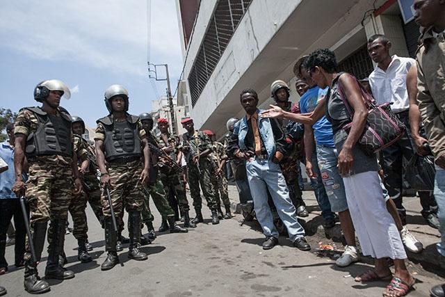Présidentielle à Madagascar: les forces de l'ordre mettent en garde contre tout dérapage des candidats