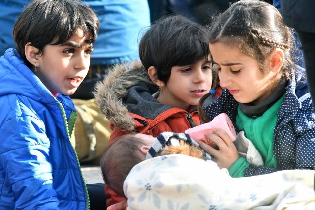 UN urges more efforts to integrate migrant children in schools
