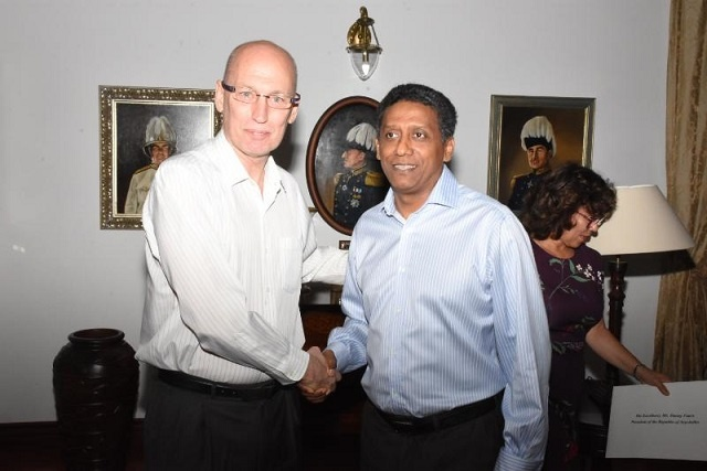 Education, tourism potential areas of collaboration for Seychelles, Israel