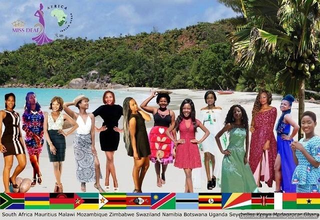 Les Seychelles accueillent ce week-end deux concours pour femmes malentendantes