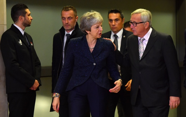 EU leaders to sign off historic Brexit deal