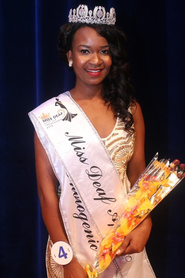 2 pageants held in Seychelles for the deaf crown two winners