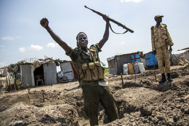Despite sanctions South Sudan stays armed for war: report