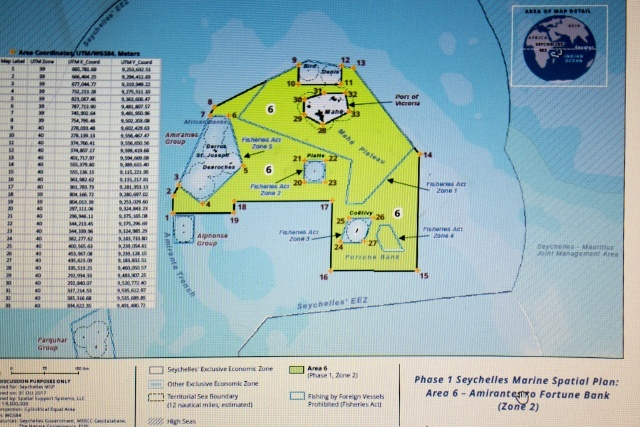 Seychelles expands protection around two islands to counter improper fishing