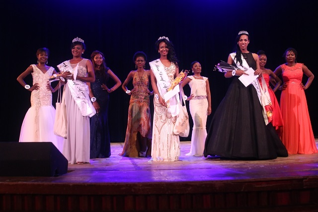 In pictures: 9 women who competed in Seychelles for Miss Deaf Africa title