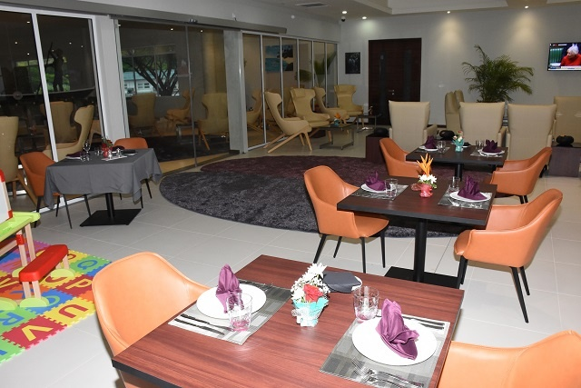 New lounge with island flair opens at airport in Seychelles