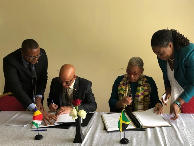 Eyeing new tourism and trade, Seychelles signs air agreements with 8 countries