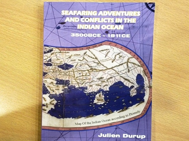 New book launched in Seychelles chronicles Indian Ocean sea voyages