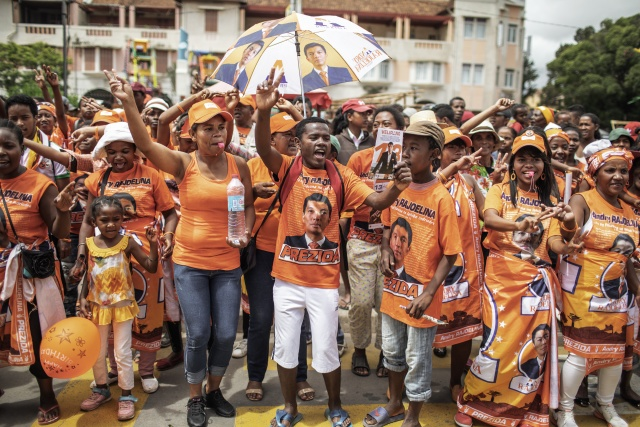 Rajoelina leads in Madagascar election: partial results