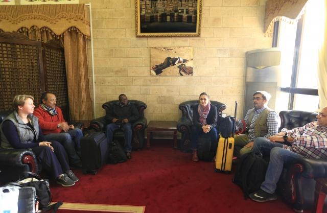 Mission Hodeida: UN monitors move to port city