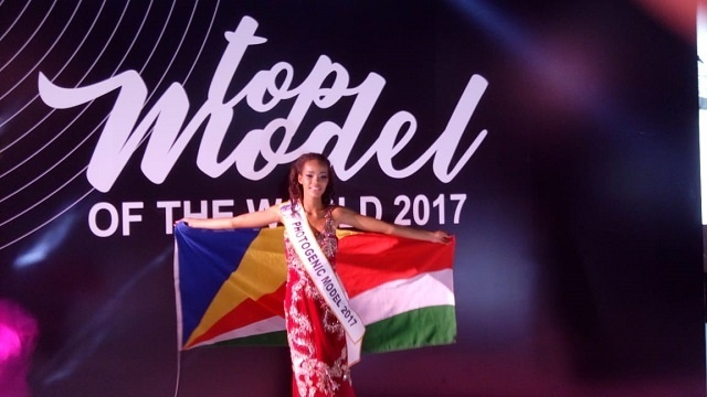 Une beauté des Seychelles participera à la compétition pour Miss Intercontinental le mois prochain aux Philippines