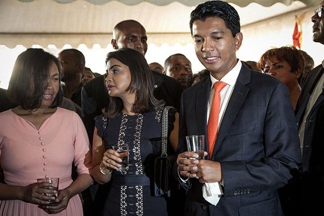 Ex-president Rajoelina wins Madagascar vote