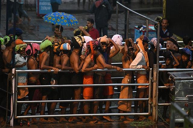 Inde : une troisième femme est entrée dans le temple d'Ayyappa
