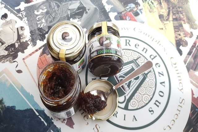 Unique jam - made from the coco de mer - hits market in Seychelles