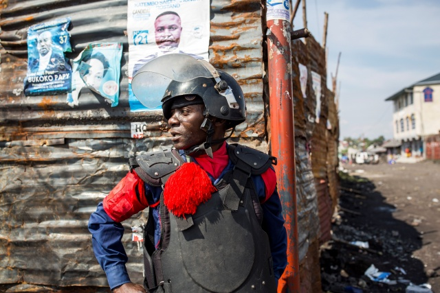 South Africa pushes UN to postpone DR Congo meeting