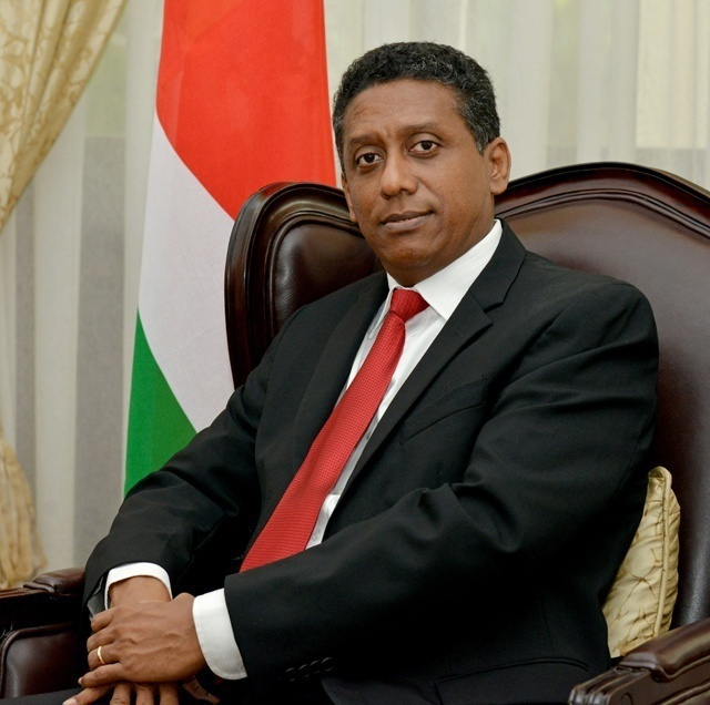 Leader of Seychelles congratulates newly elected President of Madagascar