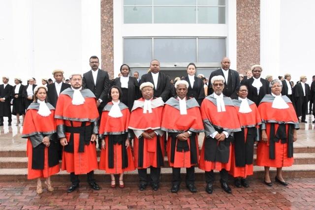 La Cour suprême des Seychelles rouvre ses portes sous le thème «Sans crainte ni faveur»