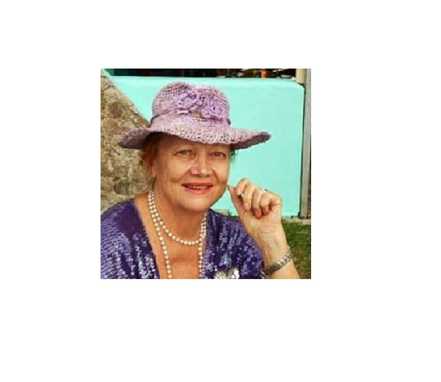 Remembering Lucy Hickerson-Luc, a vibrant American artist and singer who made Seychelles her home
