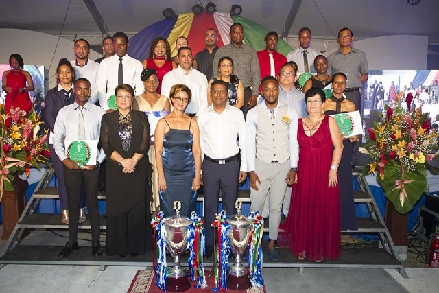 20 athletes in Seychelles vying to be named top sports person of 2018