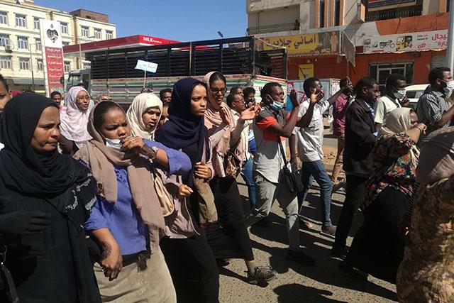 Soudan: nouvel appel à manifester pour réclamer le départ du président Béchir