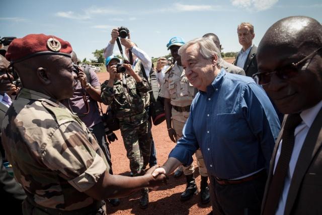 Central African Republic peace talks open in Khartoum