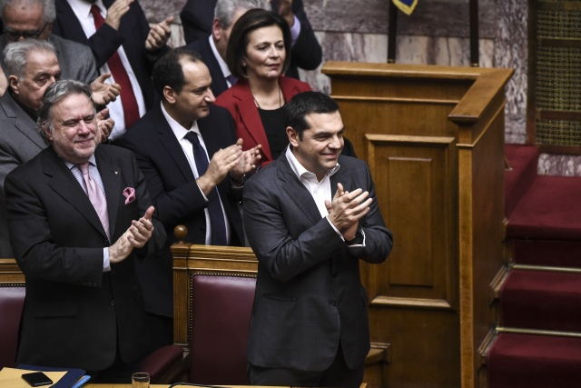 Greek MPs approve Macedonia name change in 'historic' deal
