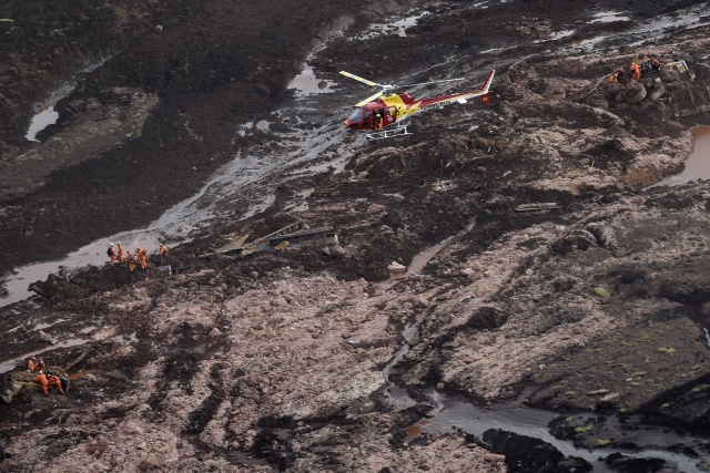 Fears rise for 300 missing in Brazil dam disaster; 9 bodies recovered