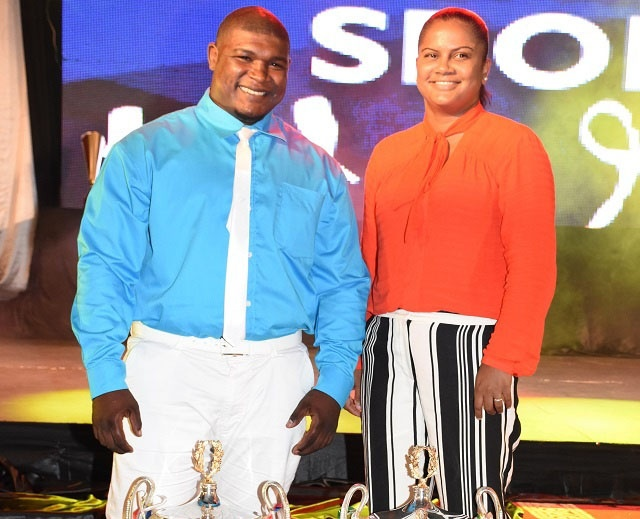 Keddy Agnes, un boxeur et Alisen Camille, une joueuse de badminton, nommés sportifs de l'année 2018 aux Seychelles