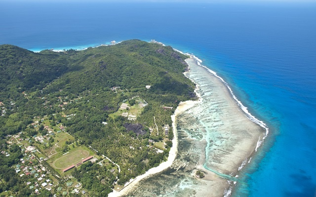 Treatment plant on Seychelles' third-most populated island to cover 95 percent of wastewater generated