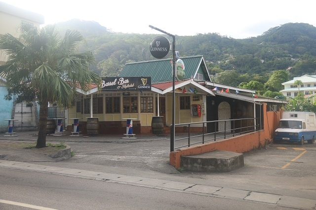 Barrel Bar and Nightclub in Seychelles' capital attributes four-decade run to good planning, sacrifices