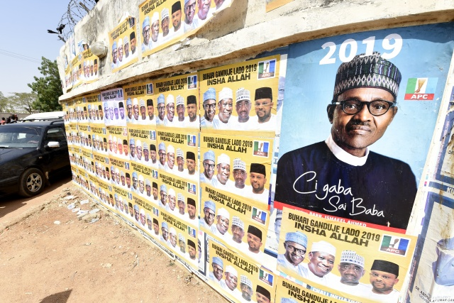 Nigeria's military given warning as polls approach