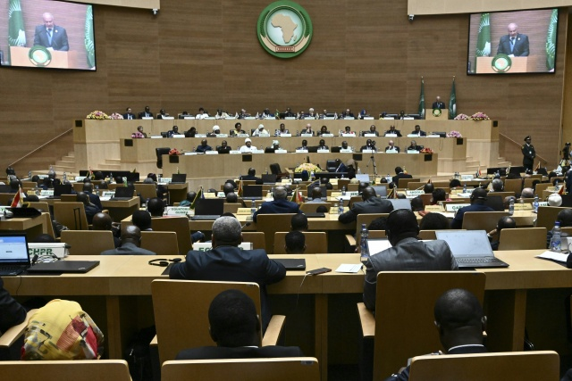 AU seeks conference on Libya, elections in October