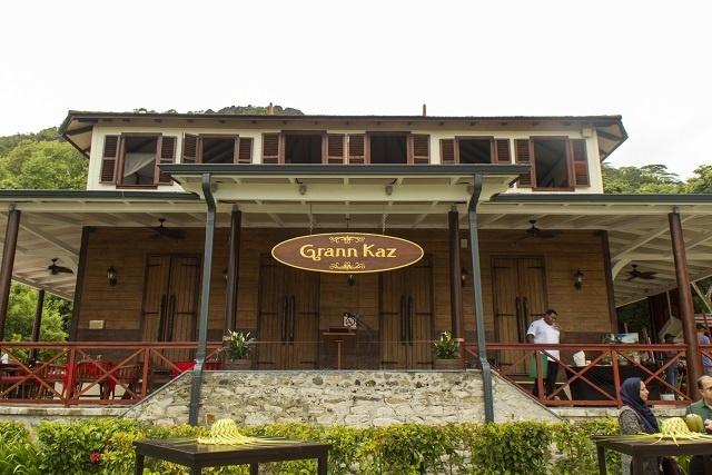 L'hôtel Hilton de Silhouette propose de mieux connaître le passé de cette île  des Seychelles.