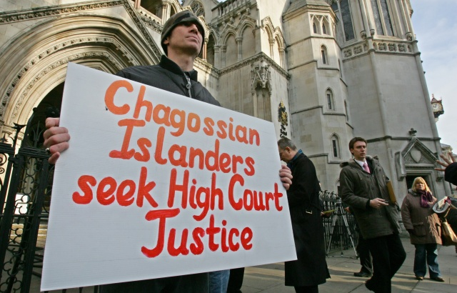 Britain should give up Chagos Islands: UN court