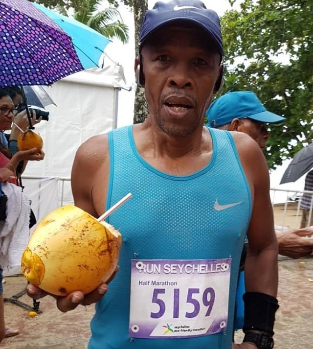 Running for cancer, Seychellois raises funds for new centre
