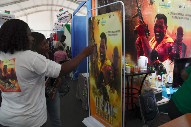 Anger over gender inequality, harassment mark Africa's top film festival