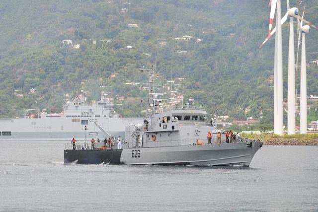 Un Sri-Lankais plaide coupable pour pêche illégale; La cour suprême des Seychelles impose une amende de 14 000 dollars