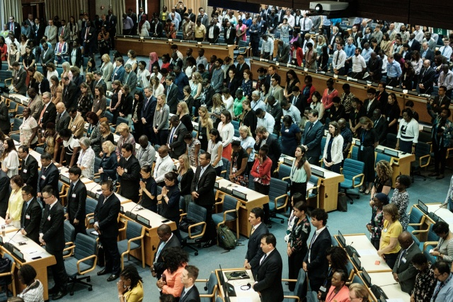 UN environment talks open under shadow of Ethiopian plane crash