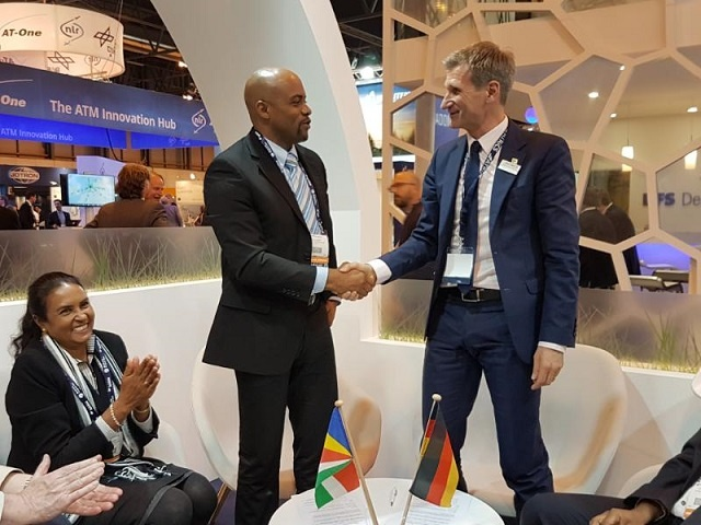 Seychelles Aviation Authority engages German company to modernise navigation services