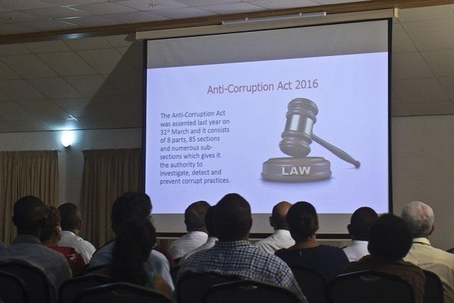 L'Union africaine récompense les Seychelles pour la parité entre homme et femme dans les politiques anticorruption