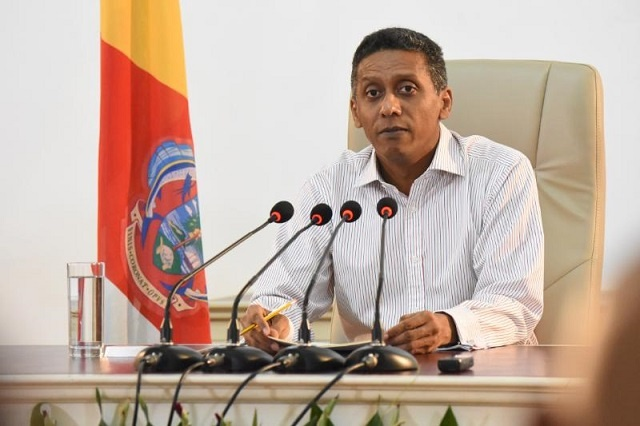 Seychelles' President: Military to have fewer officers, SEYPEC shares not for sale