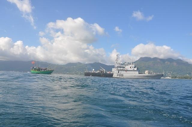 Un Sri Lankais accusé de pêche illégale dans les eaux des Seychelles