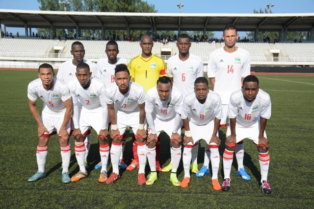 Seychelles' football team faces Nigeria in low-stakes AFCON match