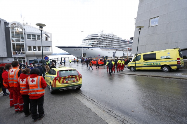 Relief, and questions, in Norway after dramatic cruise rescue